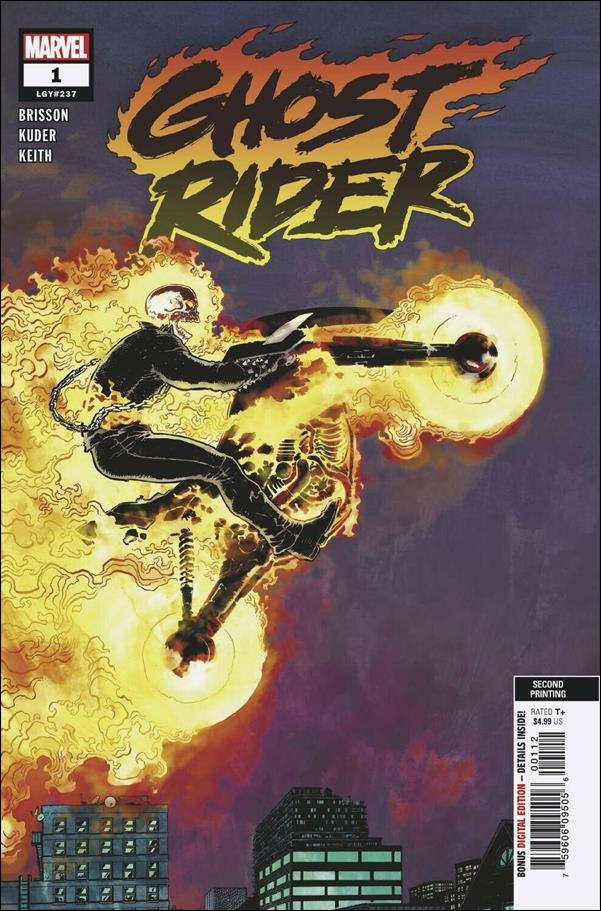 Ghost Rider (2019) 1-P by Marvel