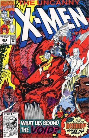Uncanny X-Men (1981) 284-A