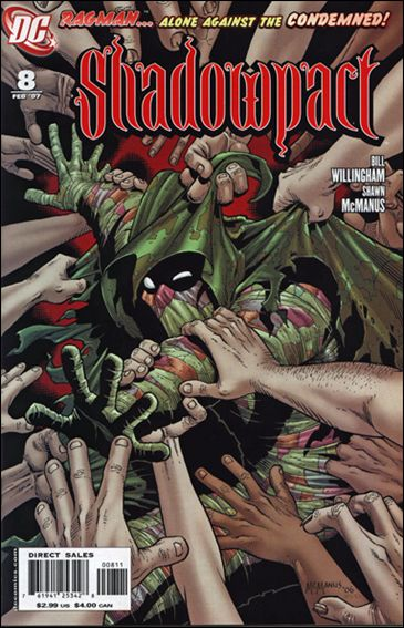 Shadowpact 8-A by DC