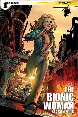 Bionic Woman: Season Four 1-A