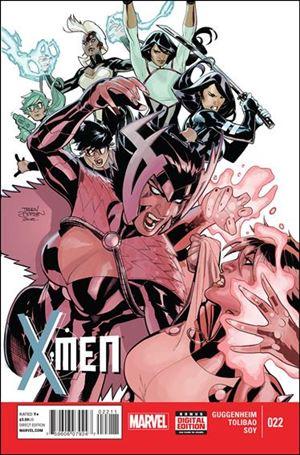 X-Men (2013) 22-A