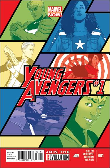 Young Avengers (2013) 1-A by Marvel