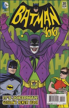 Batman '66 20-A