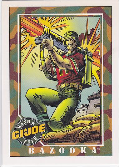 G.I. Joe (Base Set) 19-A by Impel