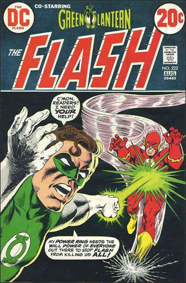 Flash (1959) 222-A by DC