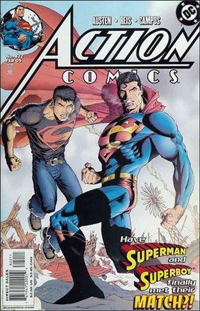 Action Comics (1938) 822-A