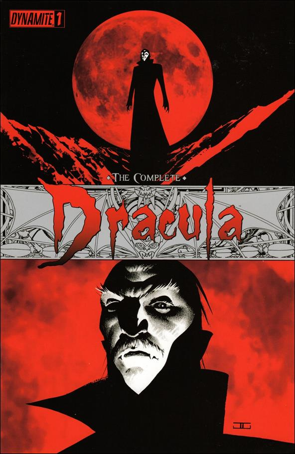 Complete Dracula 1-A by Dynamite Entertainment