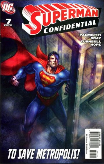 Superman Confidential 7-A by DC