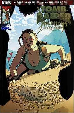 Tomb Raider: Journeys 4-A by Image
