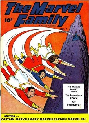 Marvel Family 7-A