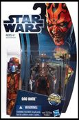 "Star Wars: The Clone Wars Collection 3 3/4"" Figures (2012) Cad Bane"
