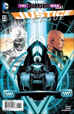 Justice League (2011) 43-A