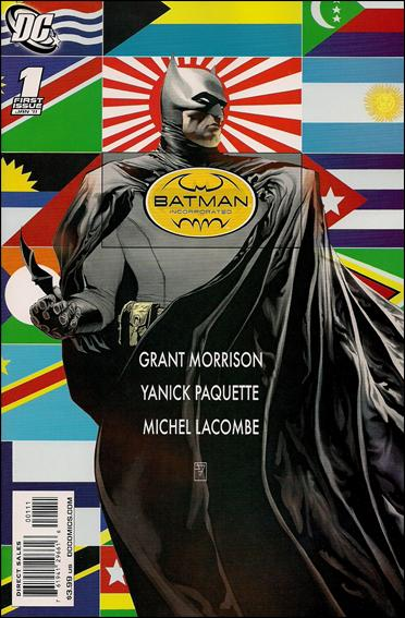 Batman, Inc. 1-A by DC