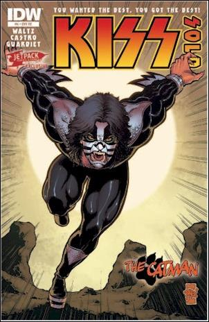 Kiss Solo 4-C by IDW