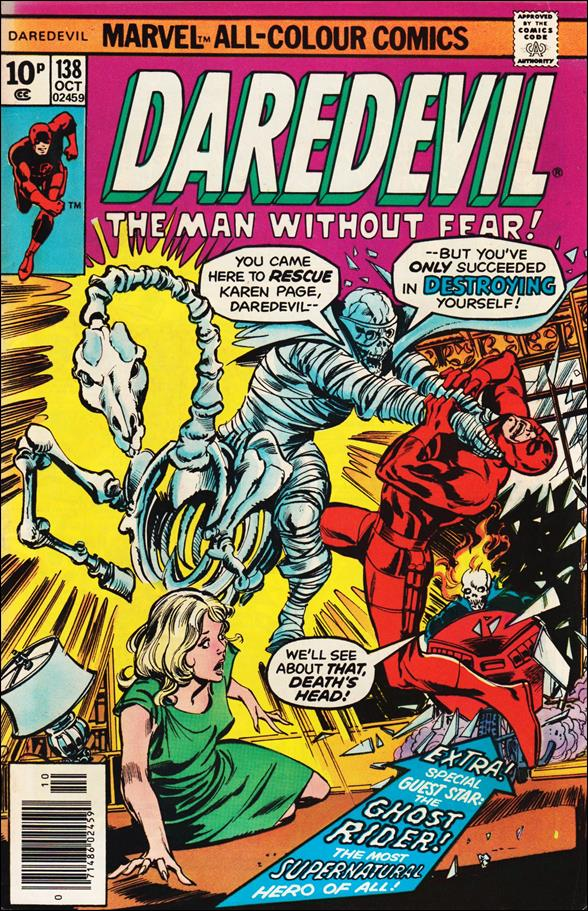 Daredevil (1964) 138-B by Marvel