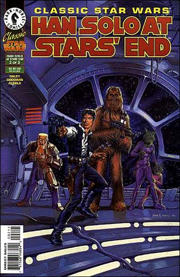 Classic Star Wars: Han Solo at Stars' End 2-A by Dark Horse