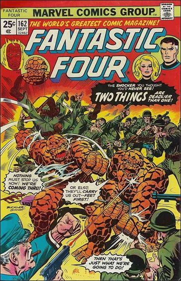 Fantastic Four (1961) 162-A by Marvel