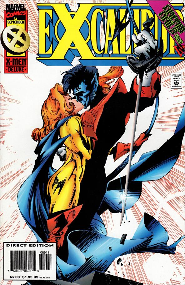 Excalibur (1988) 89-A by Marvel