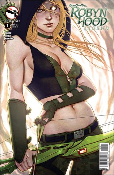 Grimm Fairy Tales Presents Robyn Hood: Legend 1-B by Zenescope Entertainment