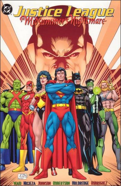 Justice League:  A Midsummer's Nightmare nn-A by DC