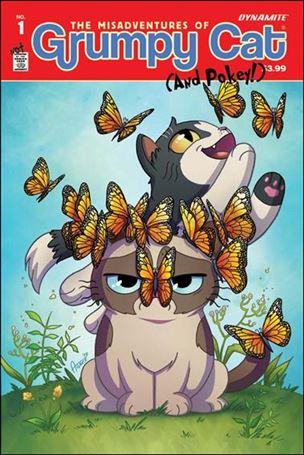 Grumpy Cat 1-D