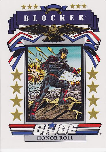 G.I. Joe (Base Set) 188-A by Impel