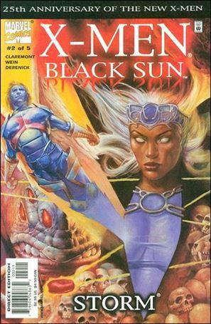 X-Men: Black Sun 2-A