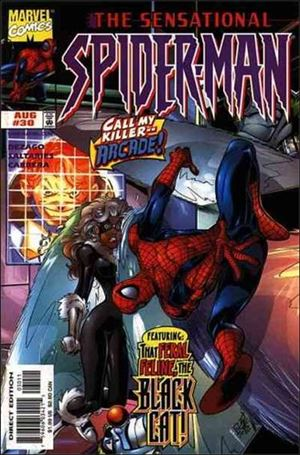 Sensational Spider-Man (1996) 30-A