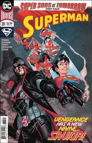 Superman (2016) 38-A