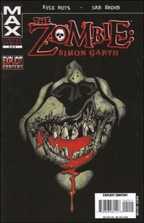 Zombie: Simon Garth 2-A