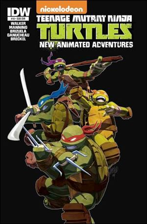 Teenage Mutant Ninja Turtles New Animated Adventures 18-B