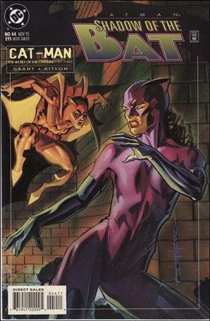 Batman: Shadow of the Bat 44-A