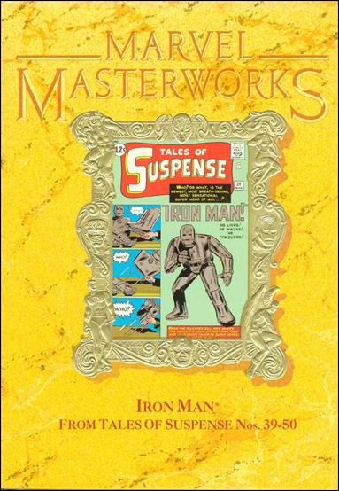 Marvel Masterworks: The Invincible Iron Man 1-B by Marvel
