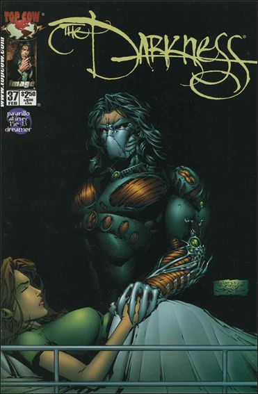 Darkness (1996) 37-A by Top Cow