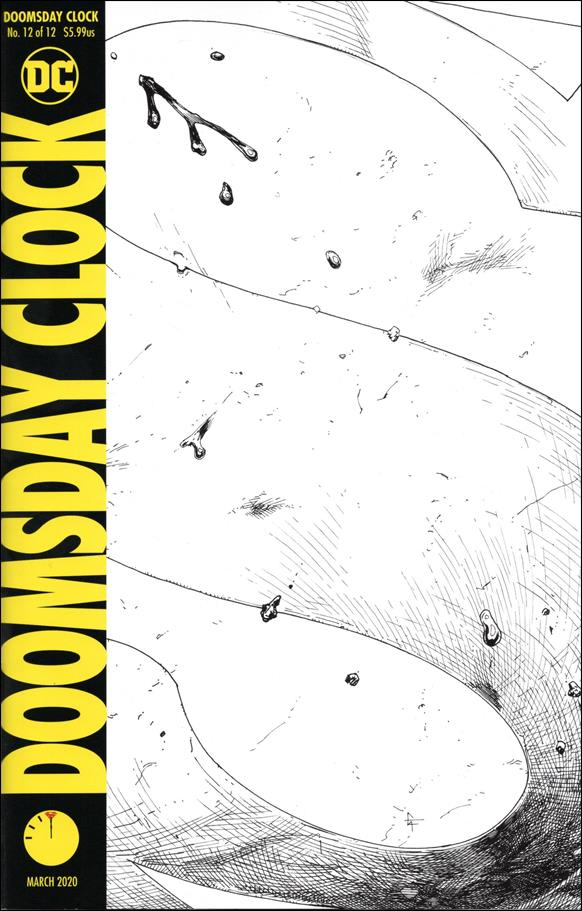 Doomsday Clock 12-D by DC