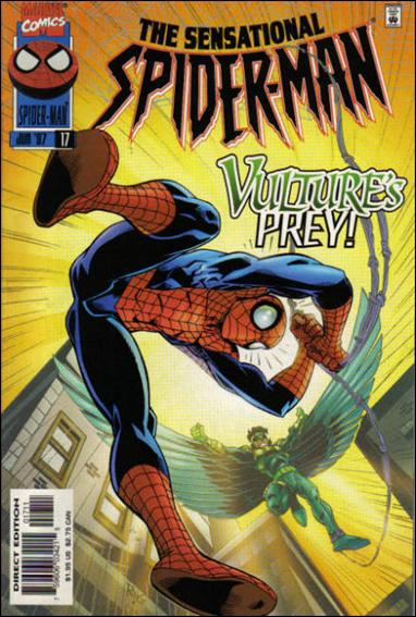 Sensational Spider-Man (1996) 17-A by Marvel