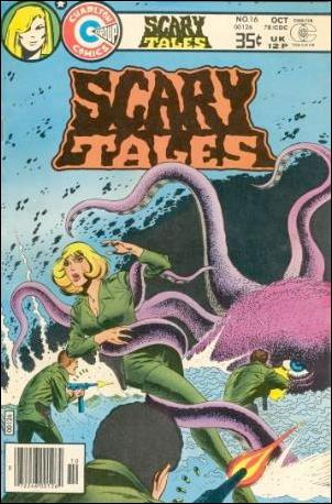 Scary Tales 16-A by Charlton