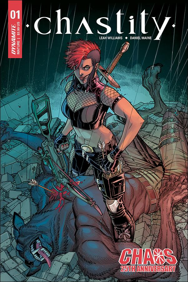 Chastity (2019) 1-B by Dynamite Entertainment