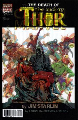 Mighty Thor (2016) 700-B