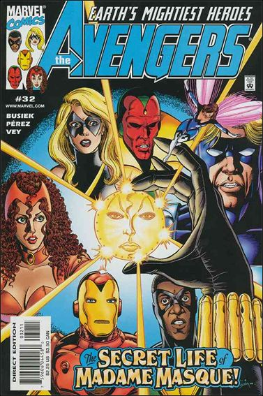 Avengers (1998) 32-A by Marvel