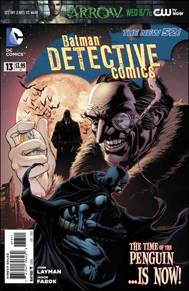 Detective Comics (2011) 13-A by DC