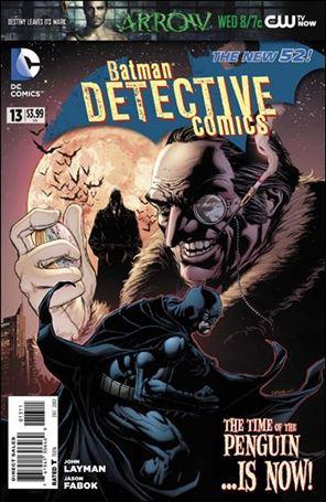 Detective Comics (2011) 13-A