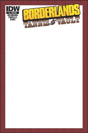Borderlands: Tannis & the Vault 5-B