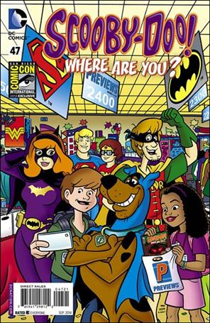 Scooby-Doo, Where Are You? (2010) 47-B