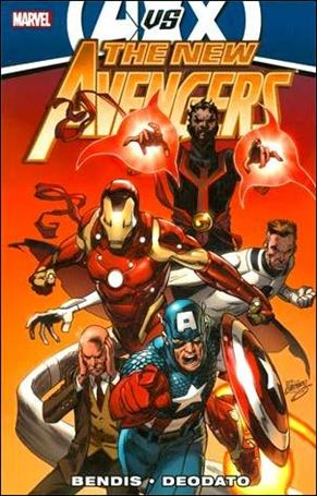 New Avengers by Brian Michael Bendis 4-A