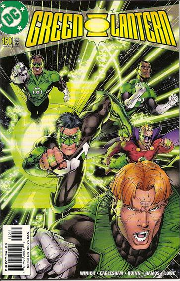 Green Lantern (1990) 150-A by DC