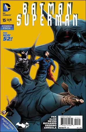 Batman/Superman 15-B