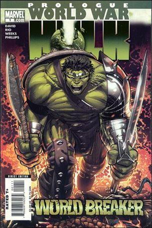 World War Hulk Prologue: World Breaker  1-A