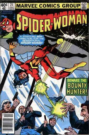 Spider-Woman (1978) 21-A by Marvel