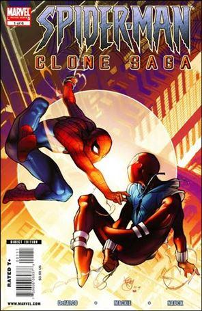 Spider-Man: The Clone Saga 1-A